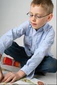 Przyczyną złych ocen w szkole może być wada wzroku